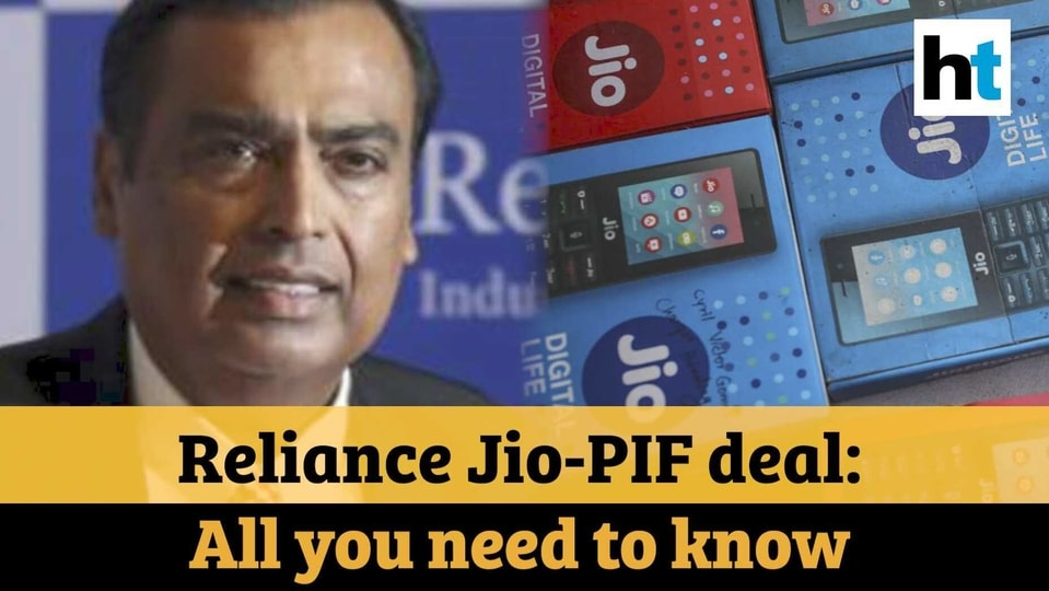 Here's all you need to know about Reliance Jio's PIF deal.