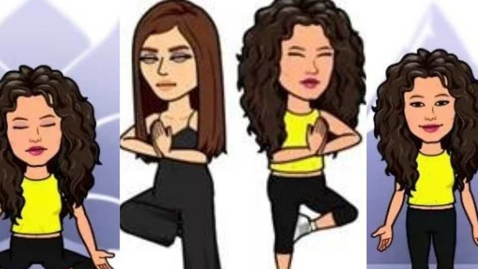 The company has introduced a new feature in Bitmoji that essentially teaches users how to get around those complicated yoga poses with ease.