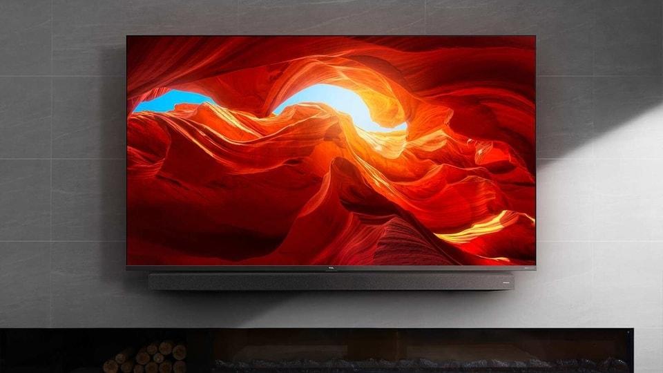 TCL 8K QLED 75X915 TV