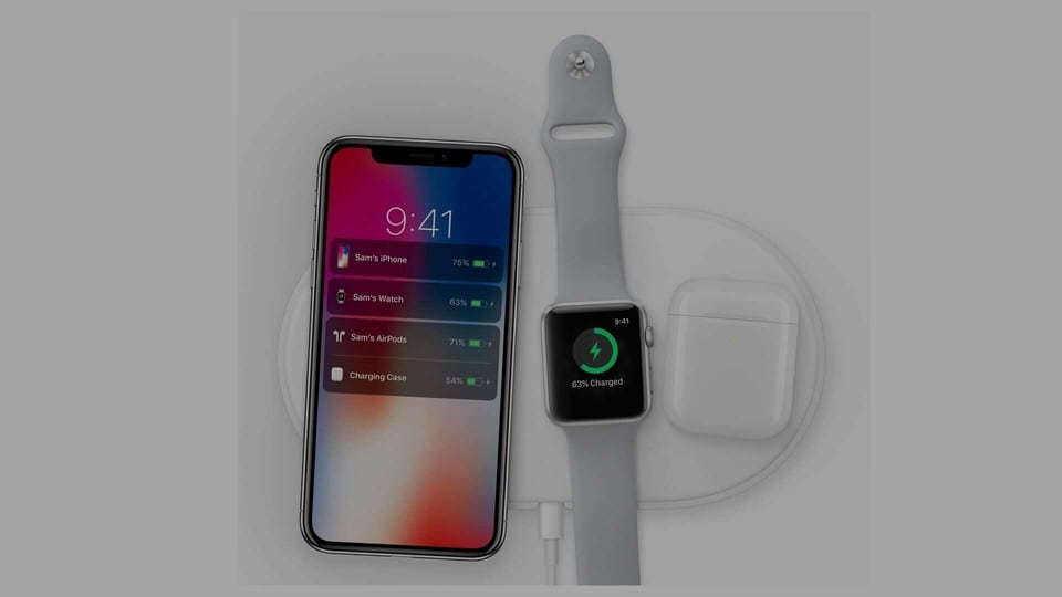 Apple unveiled its AirPower wireless charging mat back in 2017.