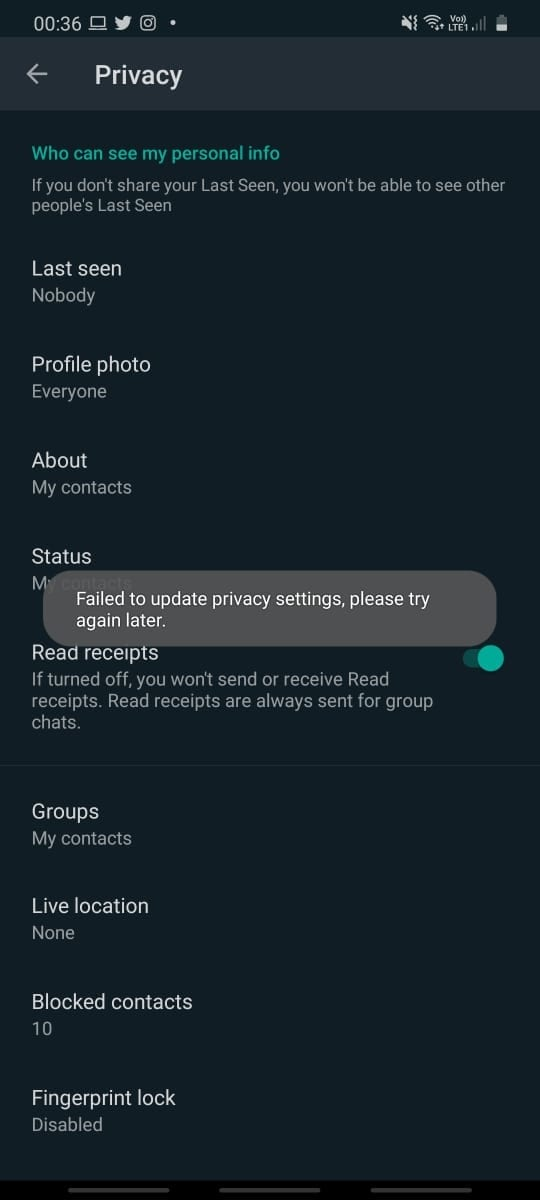 WhatsApp glitch that hid 'Last seen', 'Online' status fixed: Here's what  happened