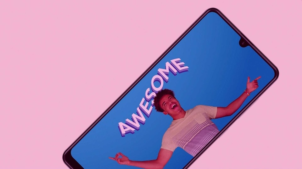 Galaxy M01s is coming soon (representative image)