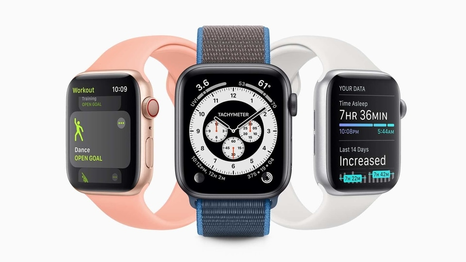 New Apple Watch features coming with watchOS 7.