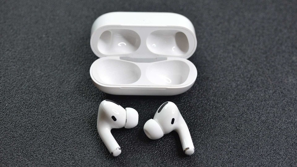 Apple launched the AirPods Pro last year.