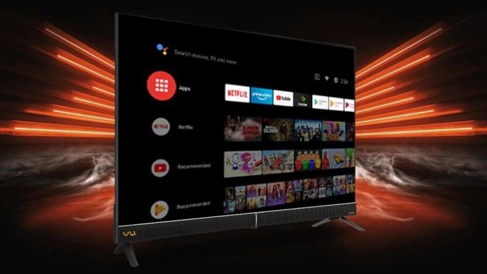 Vu's new TVs will be available on Flipkart.