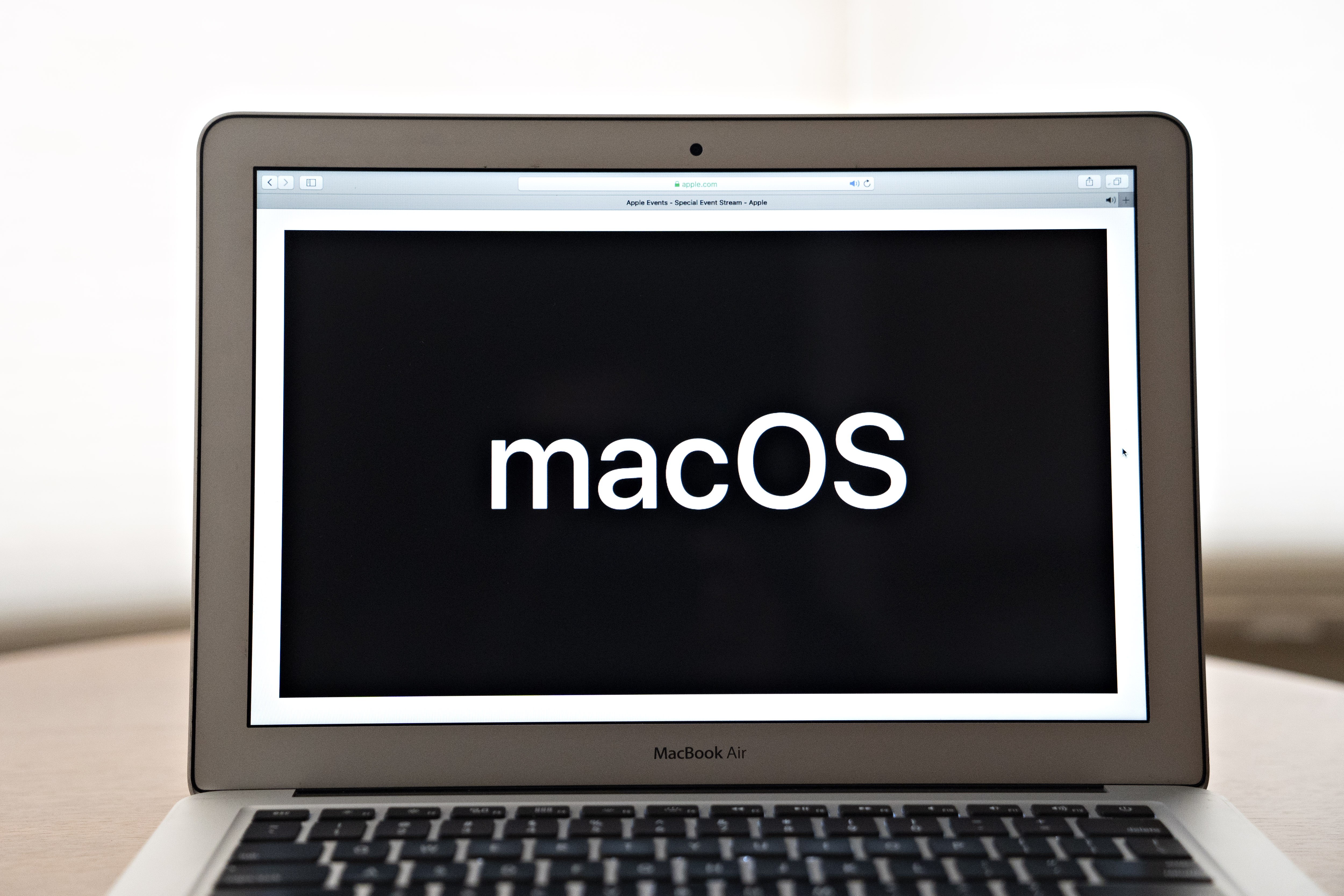 Apple unveils a new version of macOS