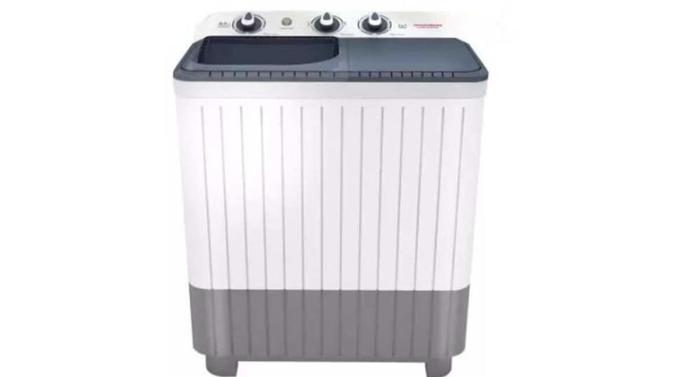 This new line of washing machines, just like the company's television portfolio, has been made in India