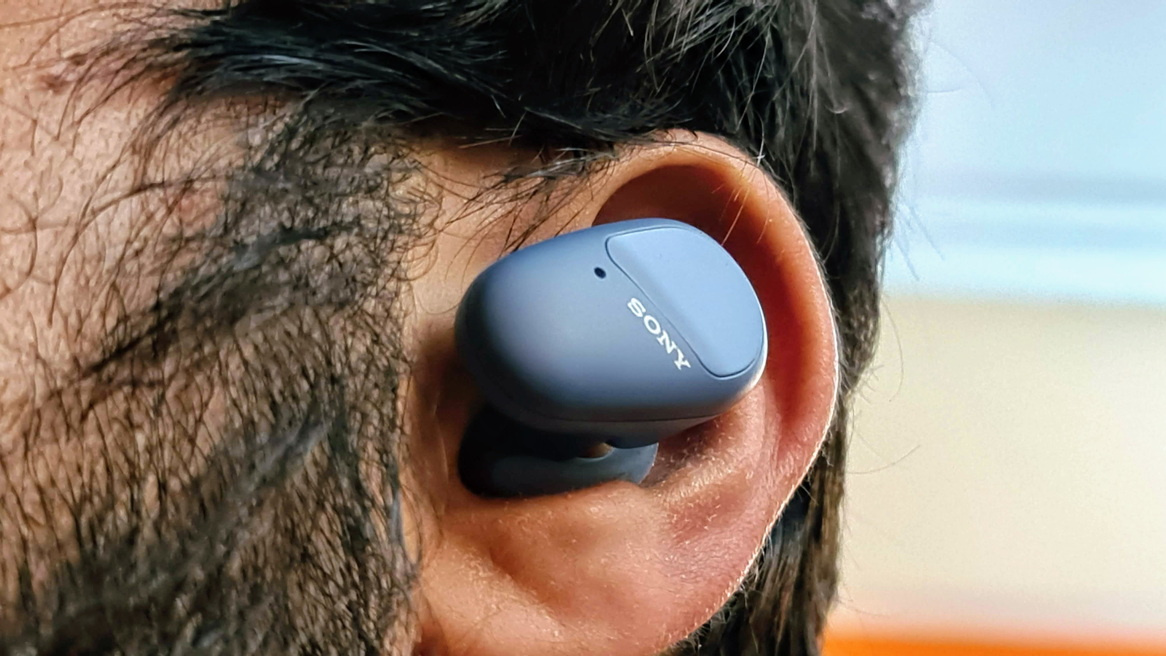 These are made specifically for those who have an active lifestyle and want the best of Sony's wireless earbuds tech while doing sessions at the gym, jogging or performing any other activity.