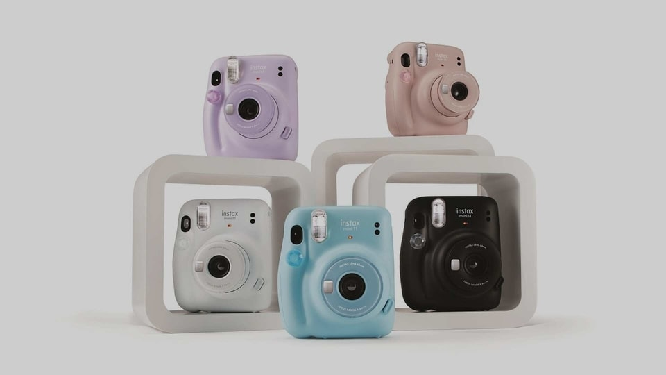 Fujifilm Instax Mini 11 goes on sale