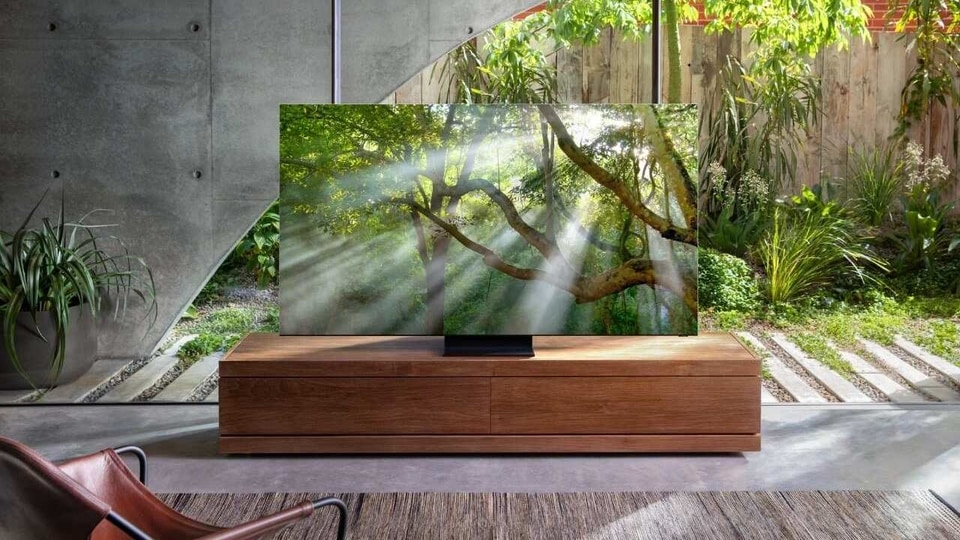 Samsung is launching its 2020 QLED 8K TVs in India next week.