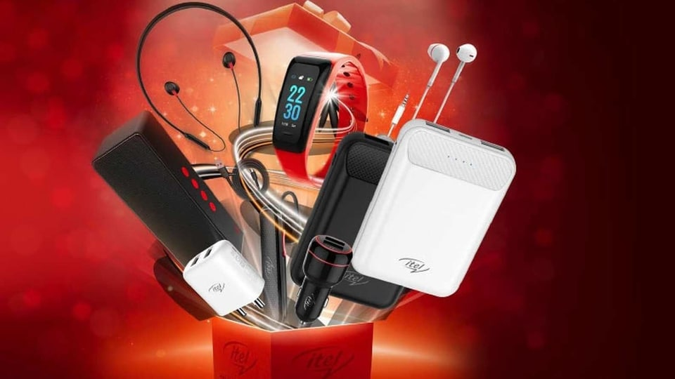 itel launches new accessories in India