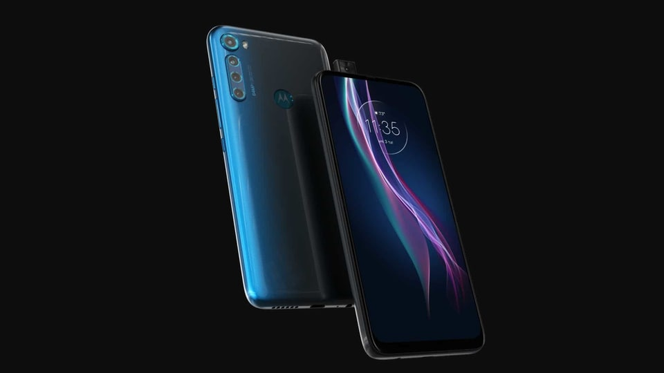 Motorola One Fusion+ launched in India just last week.