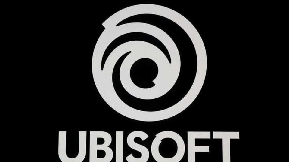 The UbiSoft Entertainment logo is seen at the Paris Games Week (PGW), a trade fair for video games in Paris, France, October 29, 2019. REUTERS/Benoit Tessier/Files