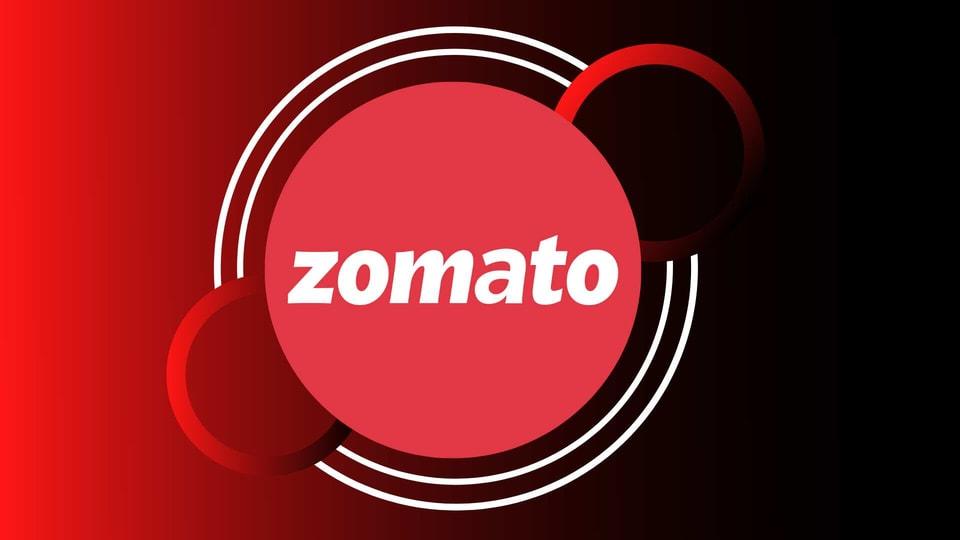 Zomato illustration