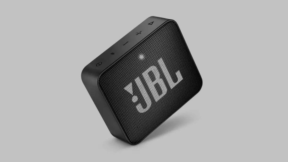 JBL Go 2 is available in 12 colours.
