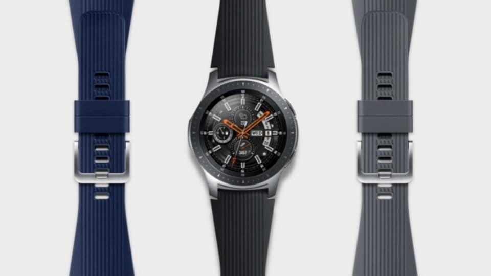 Samsung launched the first Galaxy Watch 3 in November, 2018.