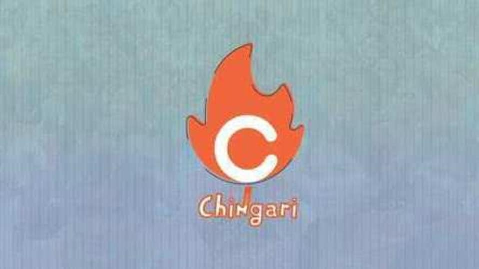 Chingari has been developed by Bengaluru-based developers.