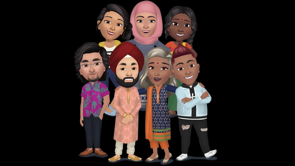 You can create your avatar today and there are a whole range of faces, hairstyles, clothes etc to choose from and these have also been customised for India.