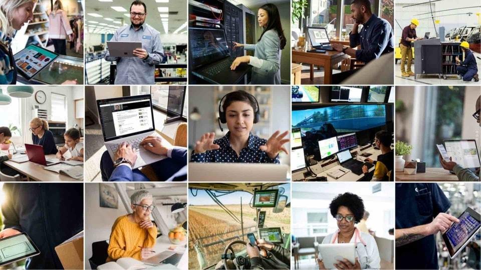 Microsoft says it will teach 25 mn people digital work skills