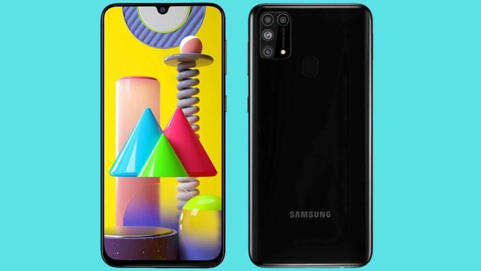 Samsung Galaxy M30s packs a 6,000mAh battery.