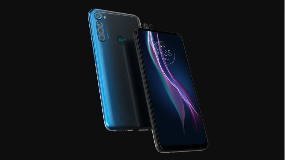 Motorola One Fusion+ second sale today