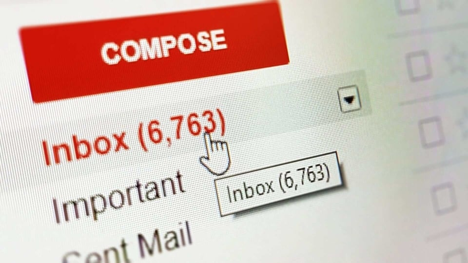Gmail has many options that can help keep spam emails away.