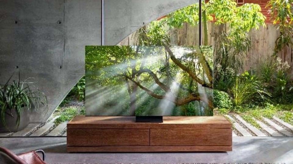 Samsung's 2020 QLED 8K TVs launched last week.