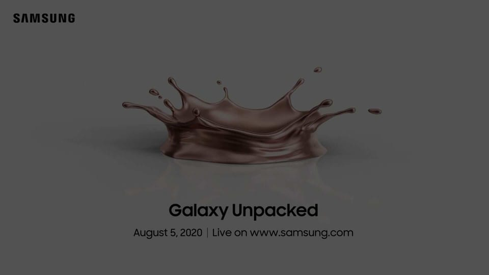 Samsung Galaxy Unpacked event confirmed