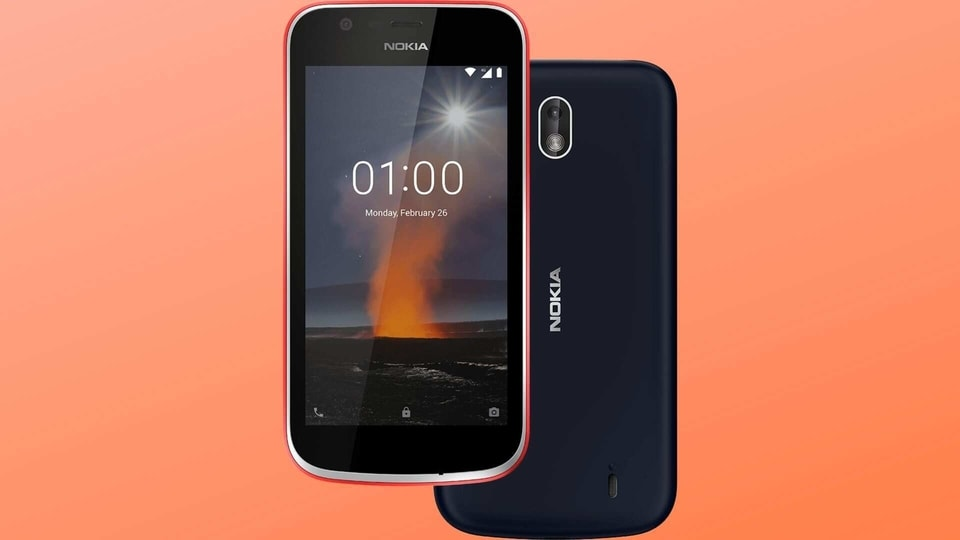 Nokia 1 Android 10 (Go edition) update will roll out in phases.