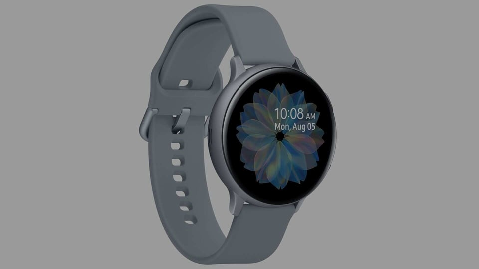 Samsung India Launches Aluminium Edition of Galaxy Watch Active2 4G