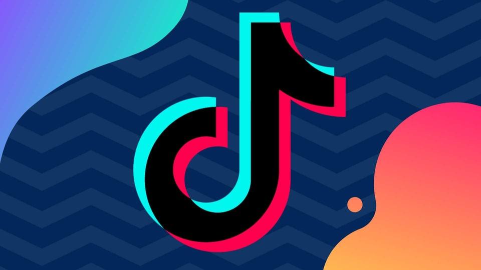 TikTok app logo.
