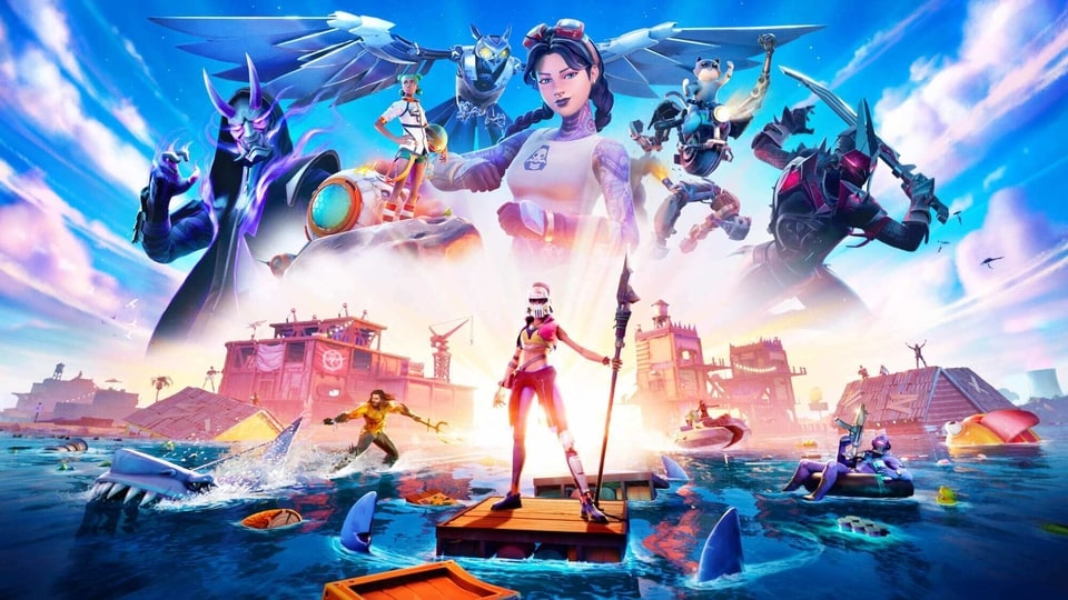 Besides the widely popular Fornite, Epic Games' Unreal Engine is used extensively by many others to create franchises like Borderlands and Gears of War.