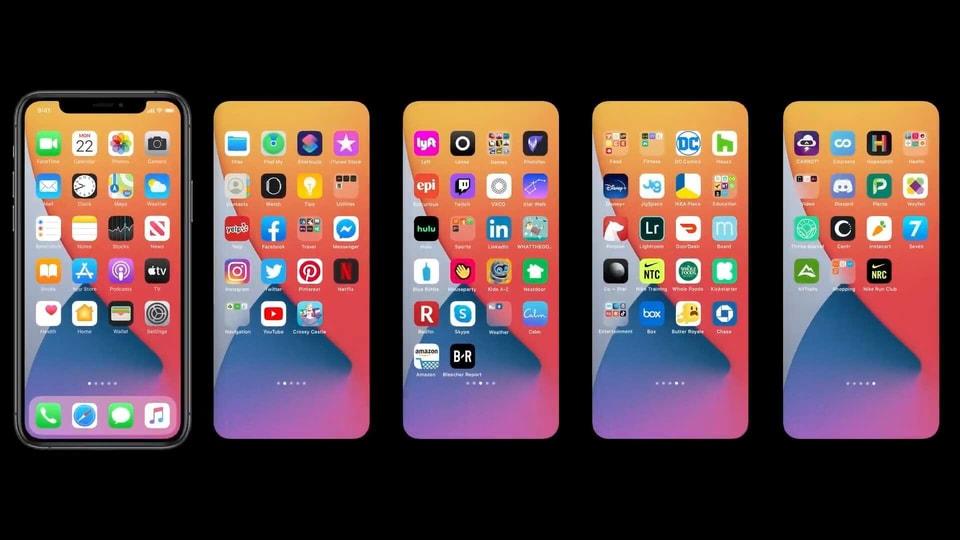 iOS 14 public beta is here