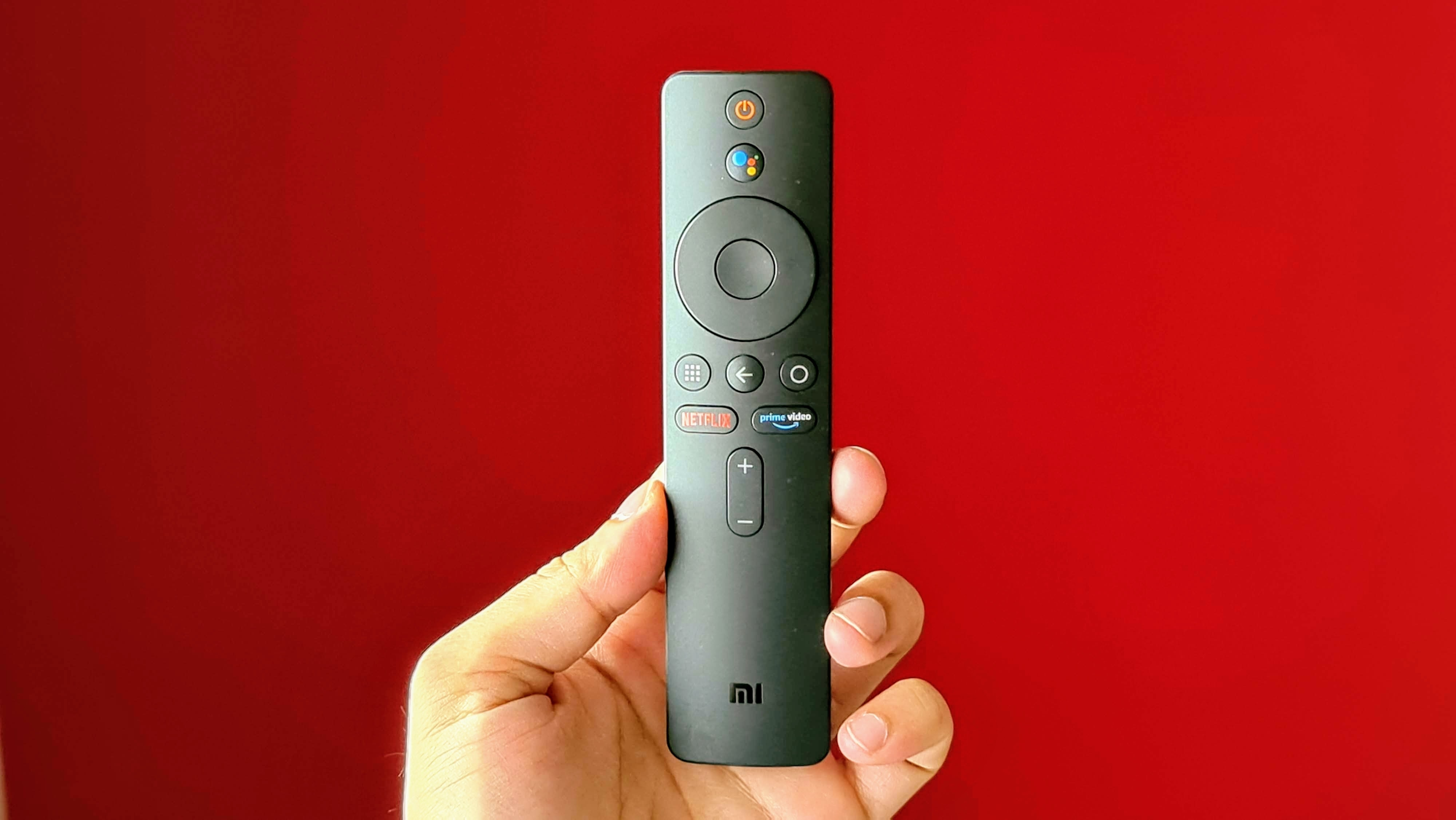 Mi Infrared Remote Control comes inside the box.