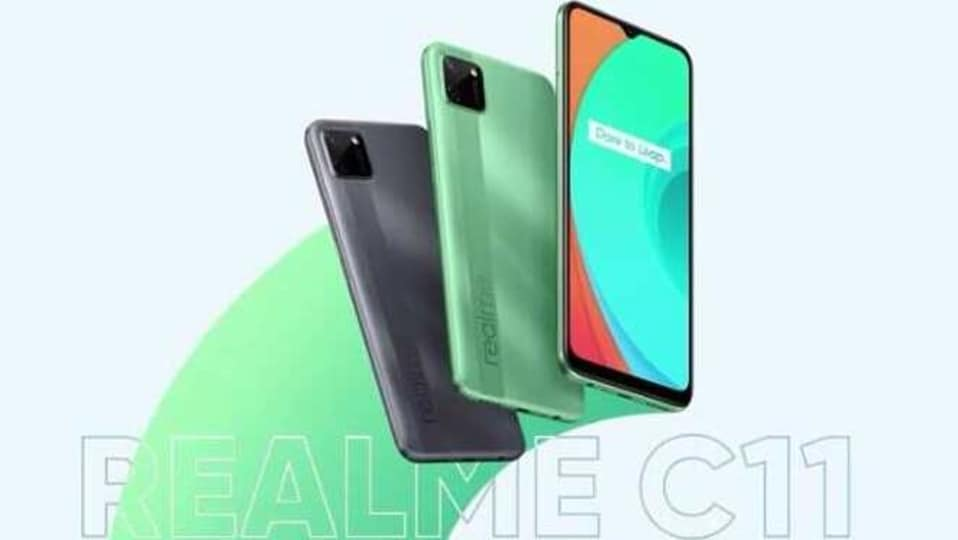 The Realme C11 is priced at <span class='webrupee'>₹</span>7,499 and it is available in Rich Green and Rich Grey colour variants.