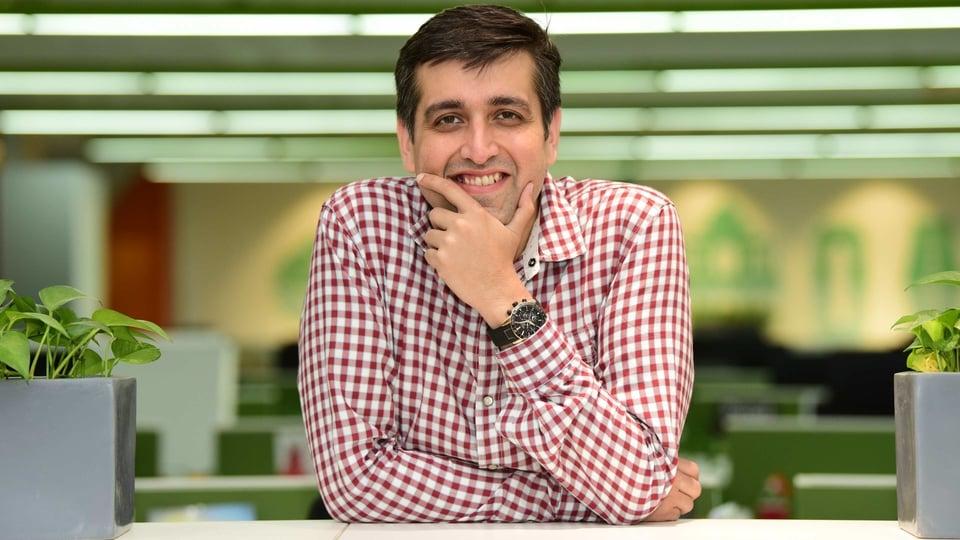 Realme India CEO, Madhav Sheth.