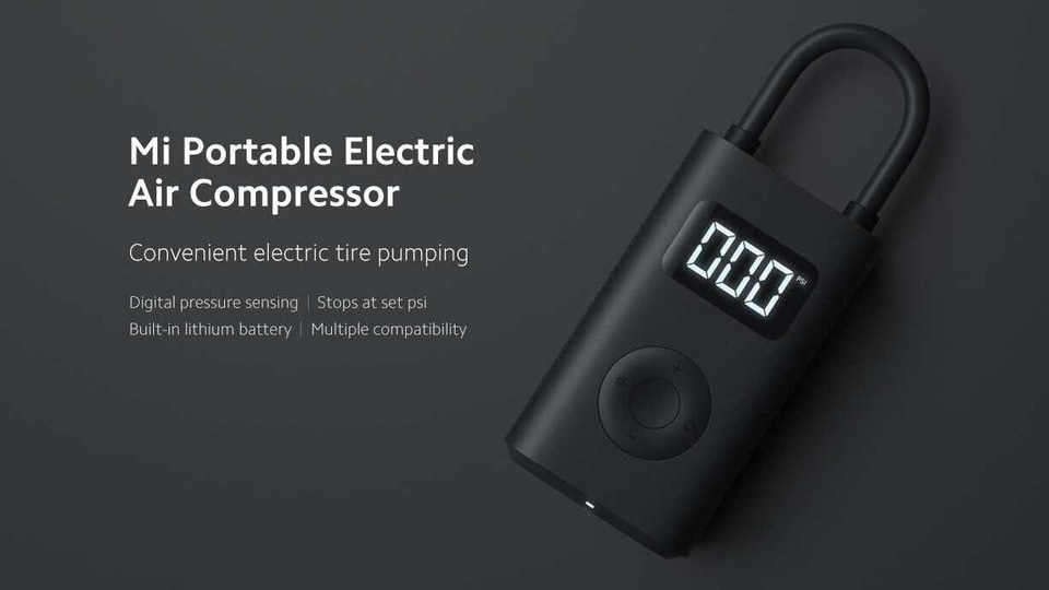 Xiaomi Mi Air Compressor