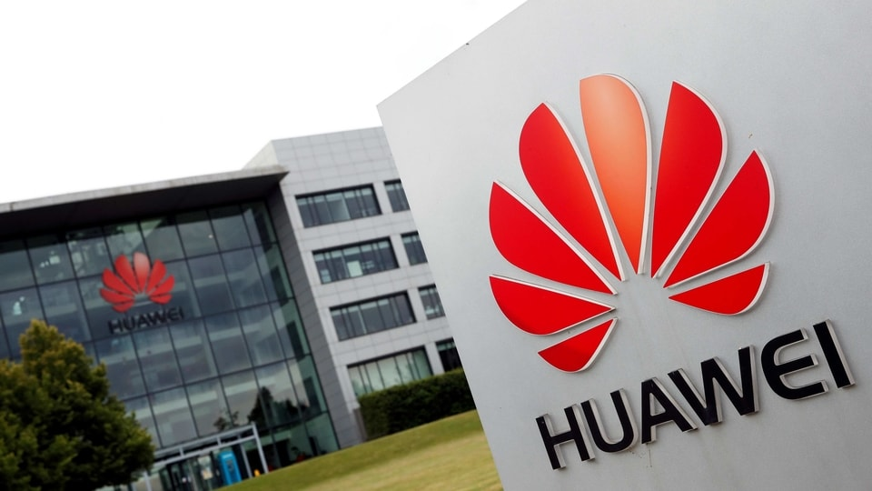 UK has banned Huawei from its 5G network.