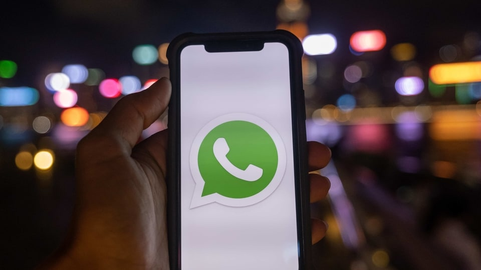 WhatsApp outage reported globally.