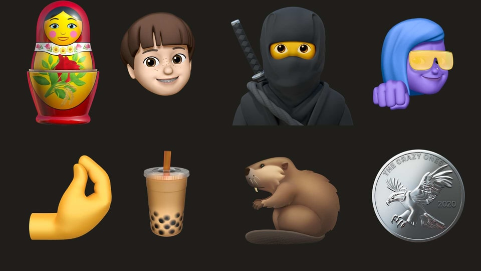 Apple celebrates World Emoji Day with 13 new stickers, memojis