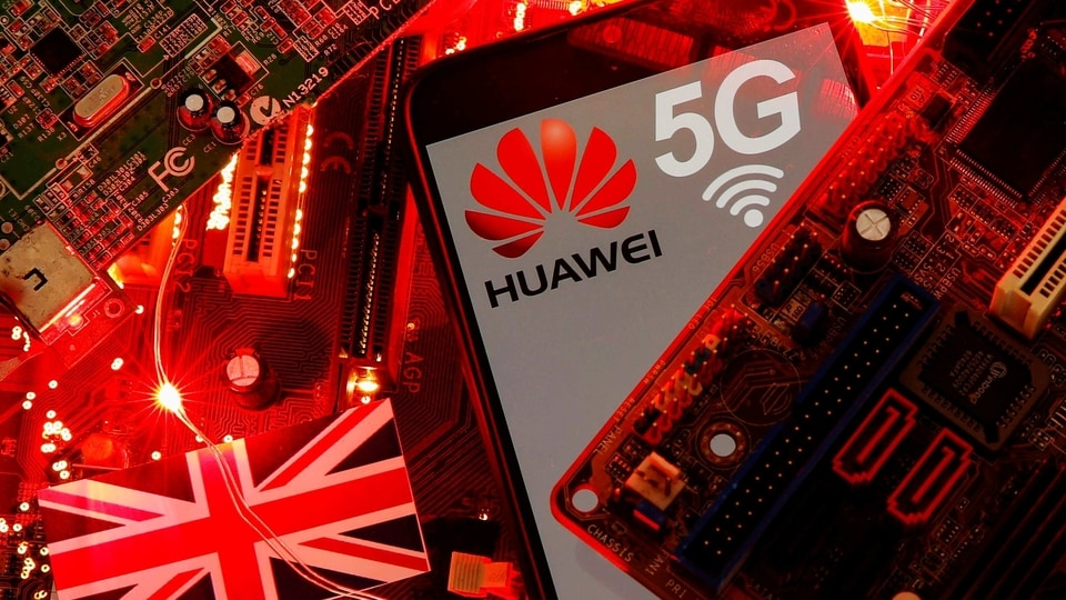 UK has already banned Huawei from its 5G network