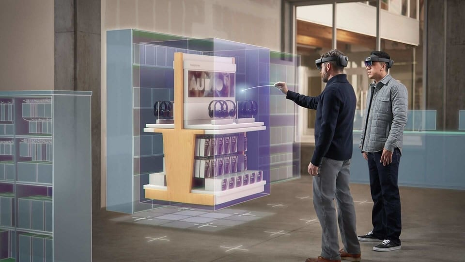 Mixed Reality technology explained
