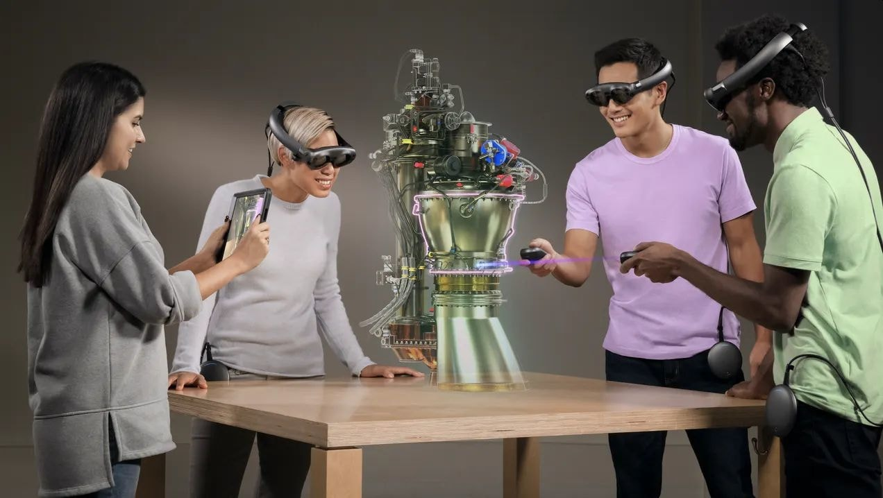 Magic Leap 1 can remember where you last put things.
