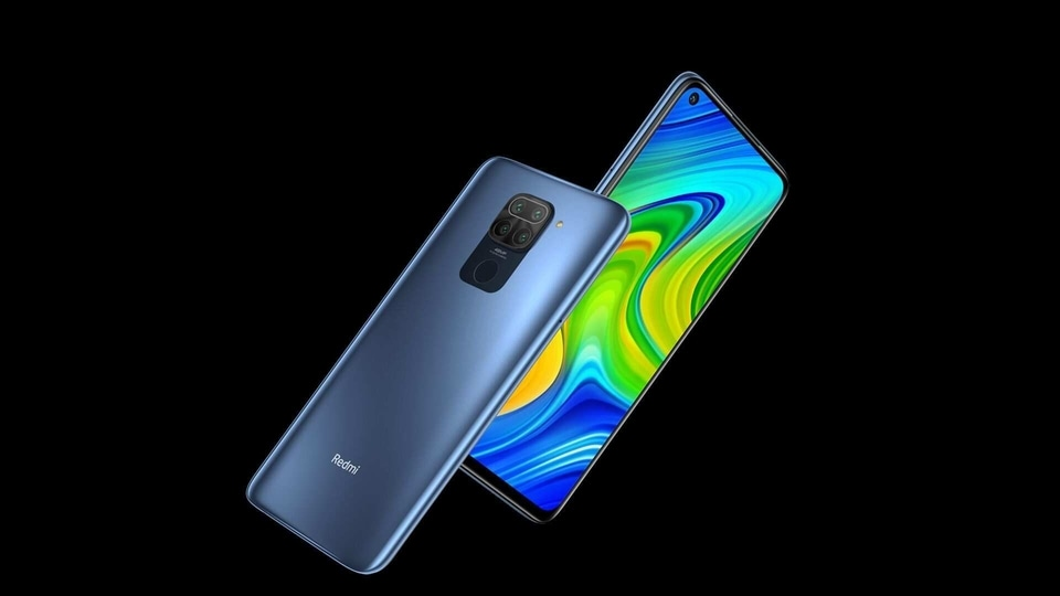 Redmi Note 9 is here.