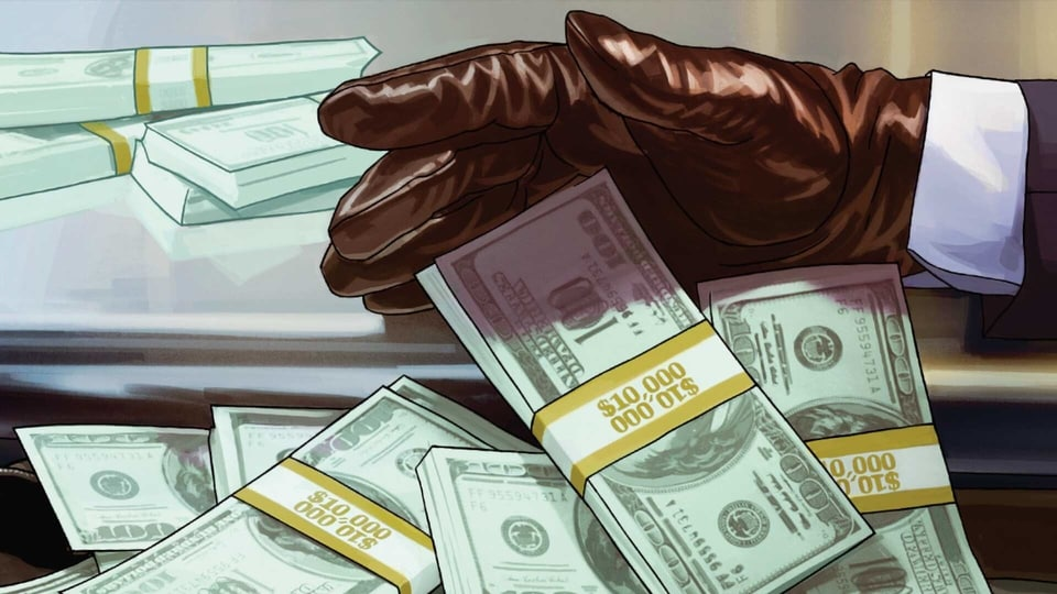 Rockstar Games has been giving GTA Online players free money for a while now - some of these offers are six or seven-figure increments.