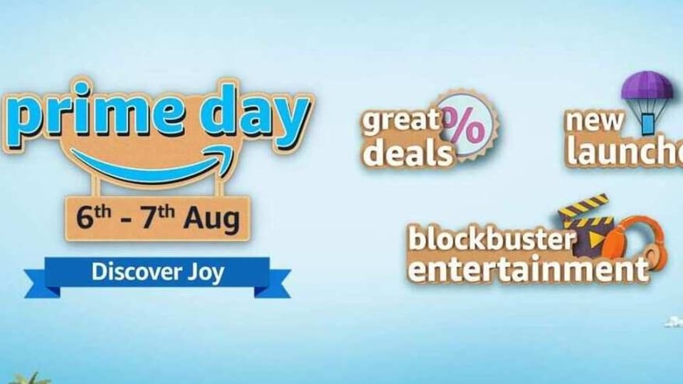 During the 14-days leading up to the Prime Day Prime members will get a 20% cashback of up to <span class='webrupee'>₹</span>200 on the purchase of products offered by SMBs.