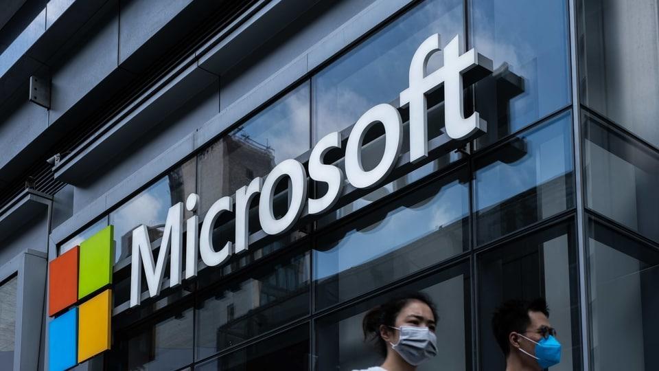 Microsoft beats quarterly revenue estimates