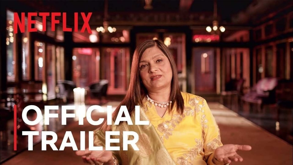"""The show has also made overnight stars of its lead characters. A deluge of memes show """"Sima Auntie,"""" the calm but judgmental matchmaker who calls the shots, as she repeatedly introduces herself as """"Sima from Mumbai"""" and spouts lines like """"ultimately my efforts are meaningless if the stars are not aligned."""""""