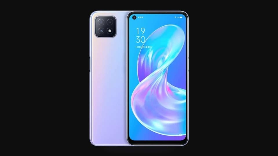 Oppo A72 5G smartphone launched.