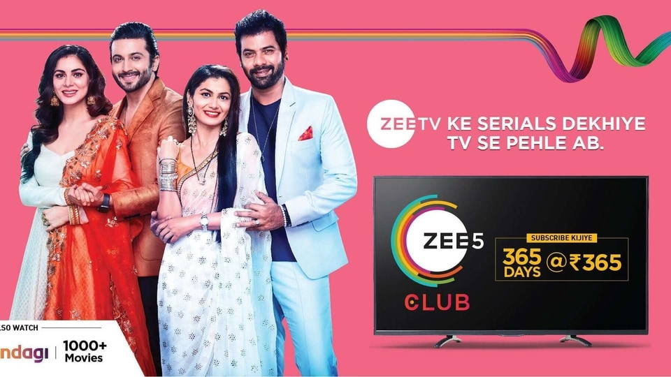 Zee5's normal subscriptions start from  <span class='webrupee'>₹</span>99 for a month and go up to  <span class='webrupee'>₹</span>999 for a year.